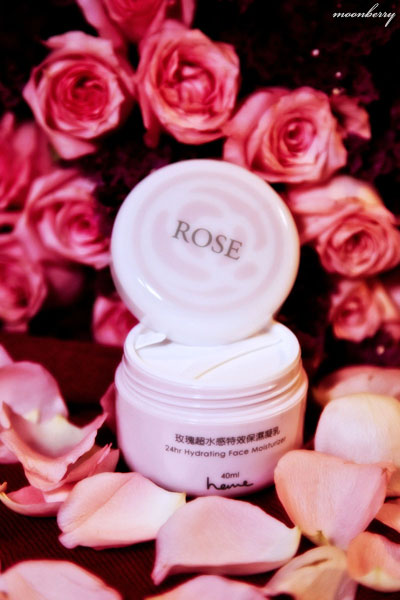 Moonberry Heme Rose