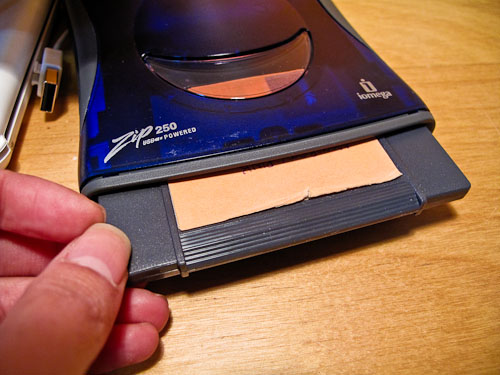 Backing Up From Zip Drive