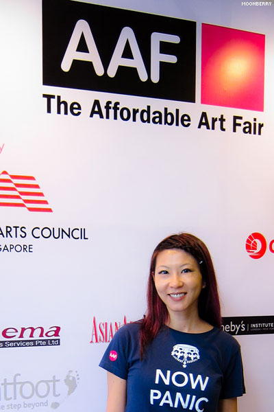 Affordable Art Fair Singapore 2010
