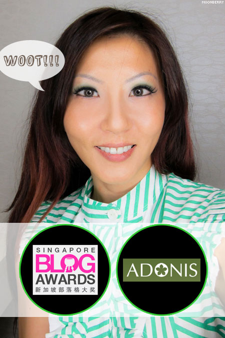 Singapore's Top Celebrity Blogger | Adonis Review