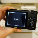 Digital Camera Images Got Erased By Accident!
