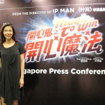 Magic To Win Press Conference & Gala Premiere