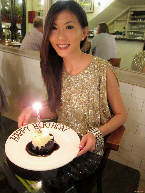 Birthday 2012   Singapore Top Lifestyle Blogger Moonberry