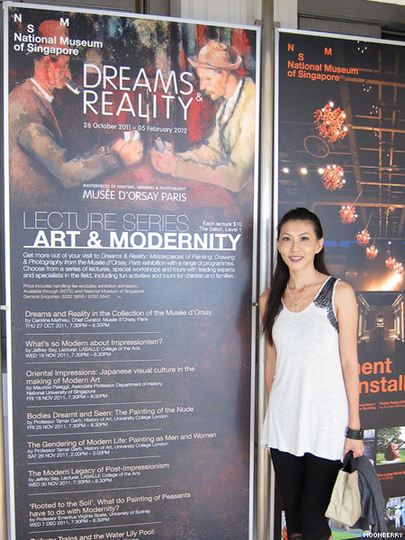 Singapore Top Art Design Style Fashion Blog | Dreams & Reality Masterpieces