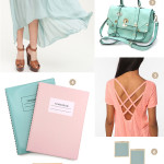 Style :: Mint and Pink