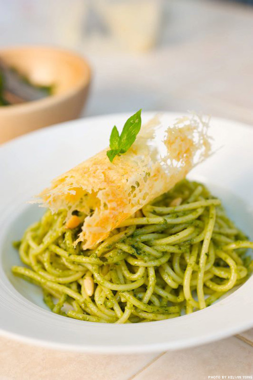Singapore's Top Food and Cooking Blog | Pesto Recipe
