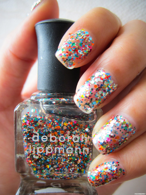 Deborah Lippmann Party In A Bottle Nail Polish