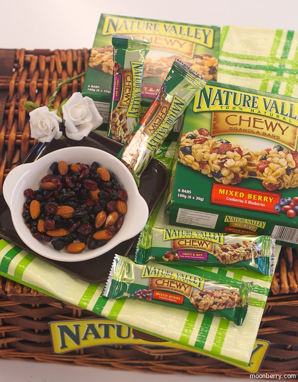 Nature Valley Chewy Granola Bars   Singapore Top Lifestyle Blogger Moonberry