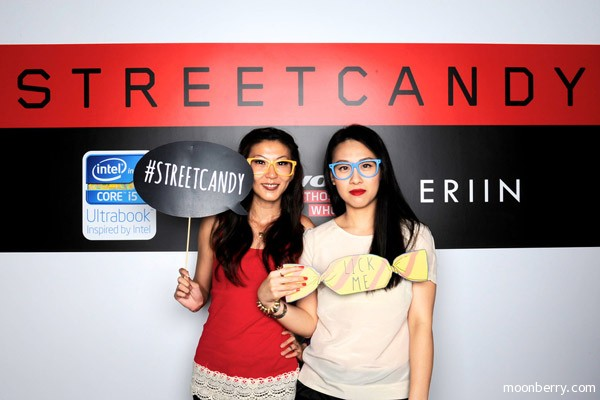 ERIIN x Lenovo : Street Candy Fashion Show   Singapore Top Lifestyle Blogger Moonberry