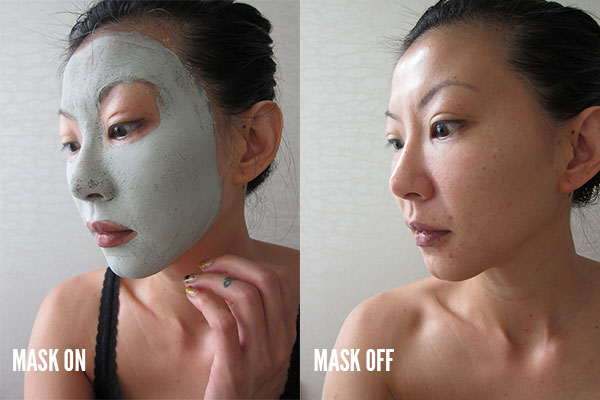 Cellilux Glacial Clay Mask   Singapore Top Lifestyle Blogger Moonberry