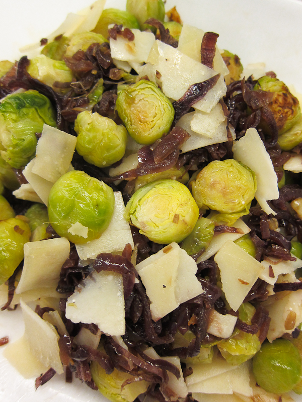 Brussels Sprouts| The Moonberry Blog