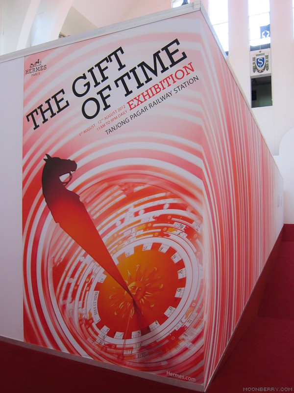 Hermes The Gift of Time Exhibition   Singapore Top Lifestyle Blogger Moonberry