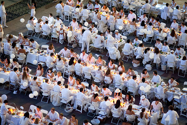 Diner en Blanc is happening in Singapore!   Singapore Top Lifestyle Blogger Moonberry