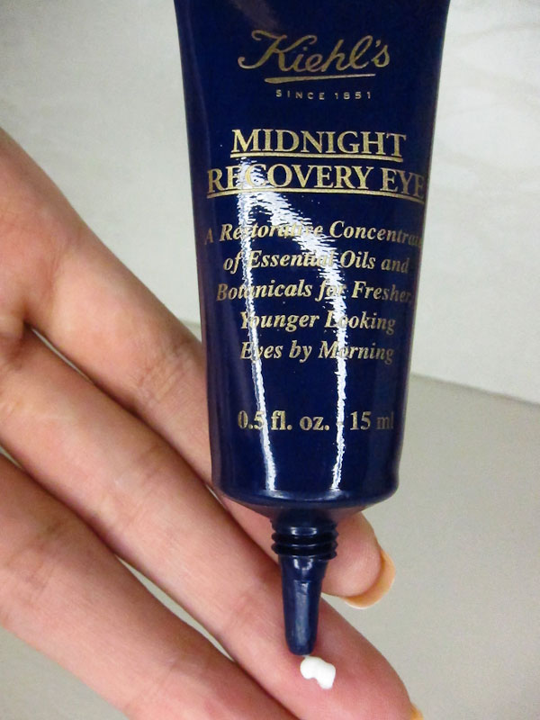 Kiehl's Midnight Recovery | The Moonberry Blog