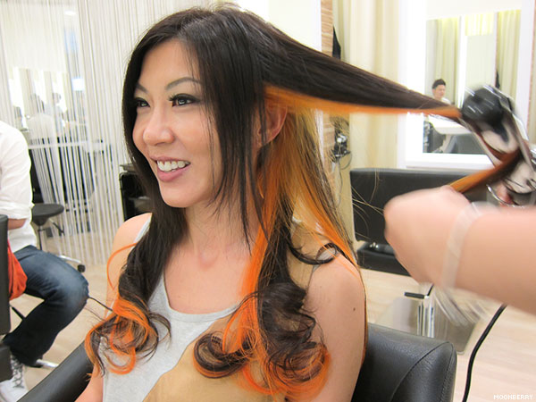 Tangerine Tango Highlights from Salon de Choix   Singapore Top Lifestyle Blogger Moonberry