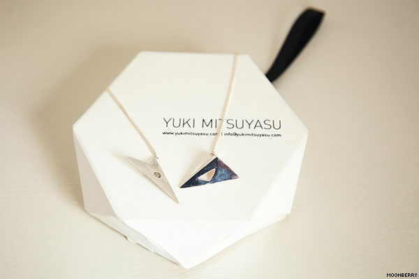 Yuki Mitsuyasu Shine | The Moonberry Blog