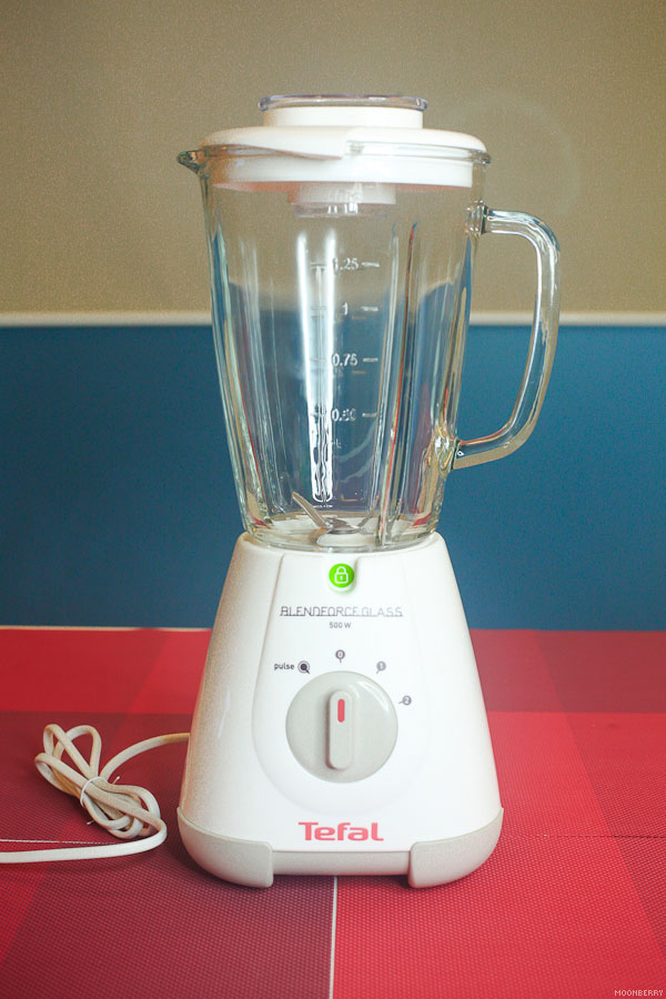 Remove Curry Stain >> Recipe :: Sambal Hae Bee with Tefal Blendforce | The Moonberry Blog