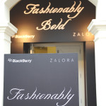 Fashionably Bold by BlackBerry x Zalora