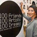 100 Friends 100 Artists 100 Dreams