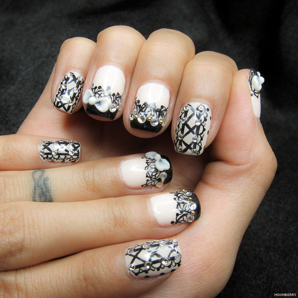 Singapore Top Art Design Style Fashion Blog Milly's Hair Lashes Nails