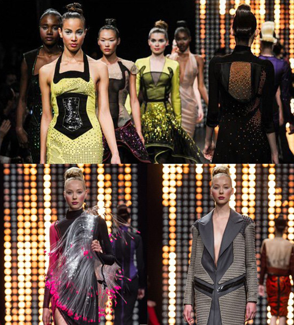Singapore Top Art Design Style Fashion Blog | Singapore French Couture Week 2012