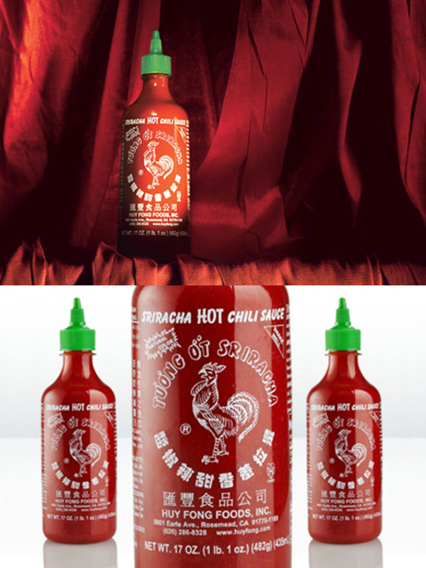 Singapore Top Lifestyle Food Fashion Blog | Sriracha