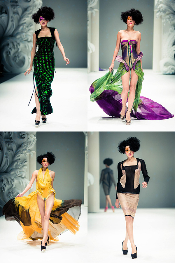 Singapore Top Lifestyle Design Fashion Blog | Julien Fournie Fide Fashion Weeks