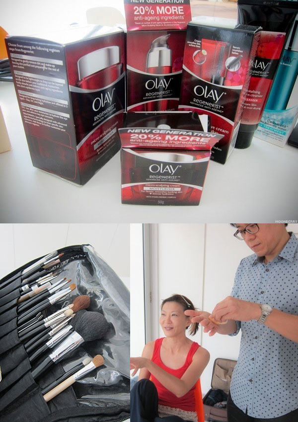 Singapore Top Lifestyle Design Creative Blog Moonberry Olay Regenerist