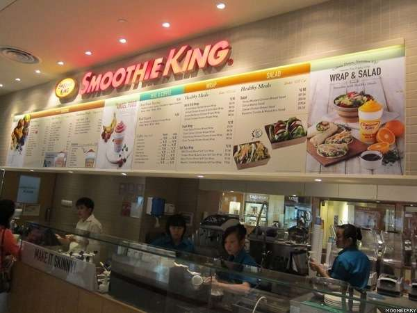 Singapore Best Lifestyle Design Creative Style Blog Moonberry Smoothie King