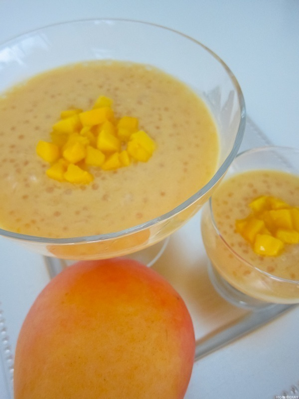 Singapore Top Design Lifestyle Creative Blog Moonberry Mango Sago Pomelo Dessert