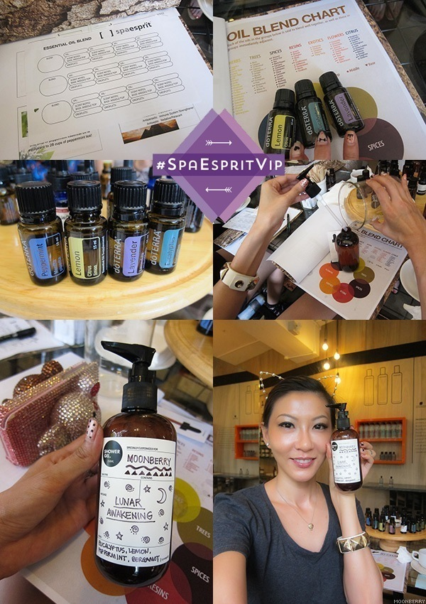 Singapore Best Lifestyle Chic Creative Design Blog Moonberry Spa Esprit