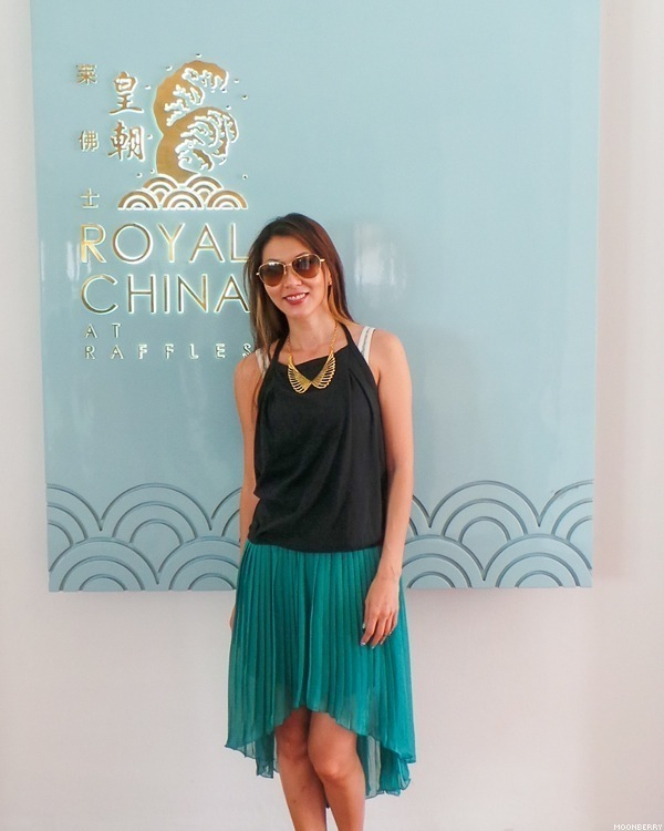 Singapore Top Lifestyle Chic Creative Blog Moonberry Royal China