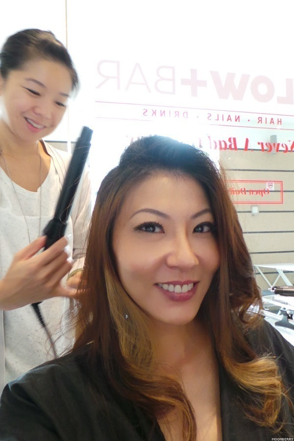 Blow+Bar   Hair Blow Out Plus Bar   Singapore Top Lifestyle Blogger Moonberry