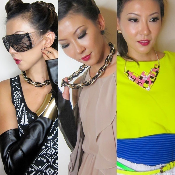 Keri et Sol Statement Jewelry   Singapore Top Lifestyle Blogger Moonberry