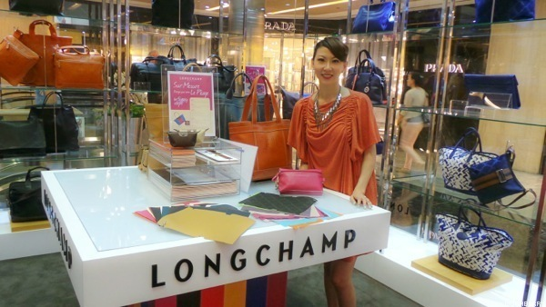 Longchamp Sur Mesure   Personalize Your Own Le Pliage Bag   Singapore Top Lifestyle Blogger Moonberry
