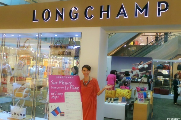 Longchamp SS 2013   Architectural Inspirations   Singapore Top Lifestyle Blogger Moonberry