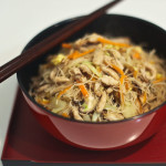 Recipe :: Taiwanese Pork Chop Rice (Again)   Singapore Top Lifestyle Blogger Moonberry