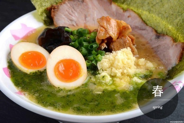 Singapore Best Lifestyle Blogger Ramen Keisuke Tonkotsu King Four Seasons