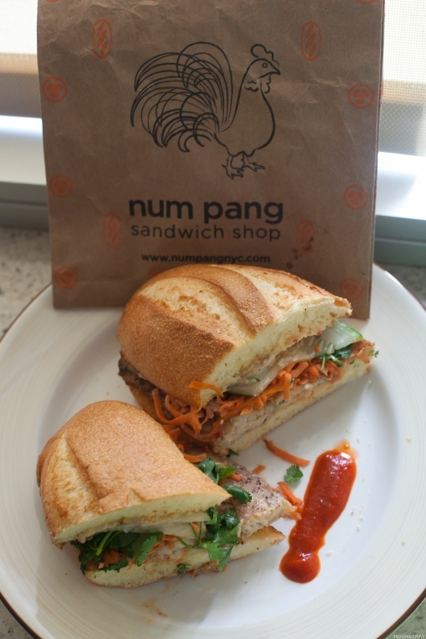 Singapore Best Lifestyle Blog Moonberry New York Num Pang Sandwich Shop