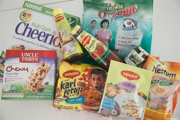 Singapore Top Lifestyle Blog Nestle Appetite For Life