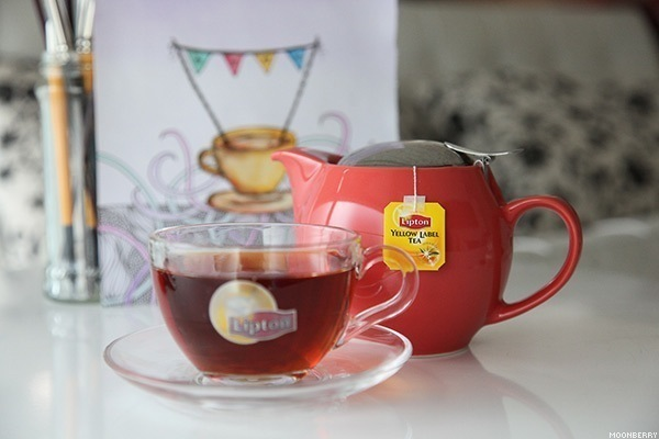 Singapore Top Lifestyle Blogger Lipton Moments Singapore