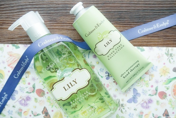 Crabtree & Evelyn New Hand Wash Collection - Singapore Lifestyle Blog Moonberry