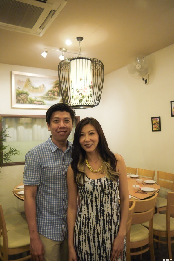 Singapore Top Lifestyle Blog Moonberry Wan He Lou