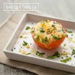 Recipe :: Baked Egg in Tomato Cup