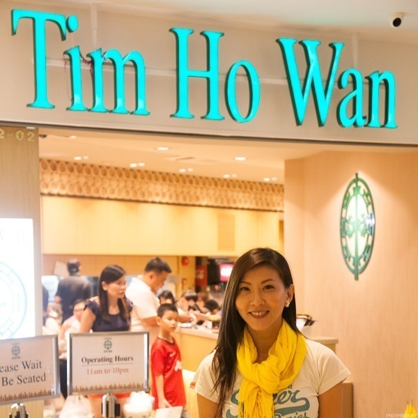 Singapore Lifestyle Blog Moonberry Tim Ho Wan