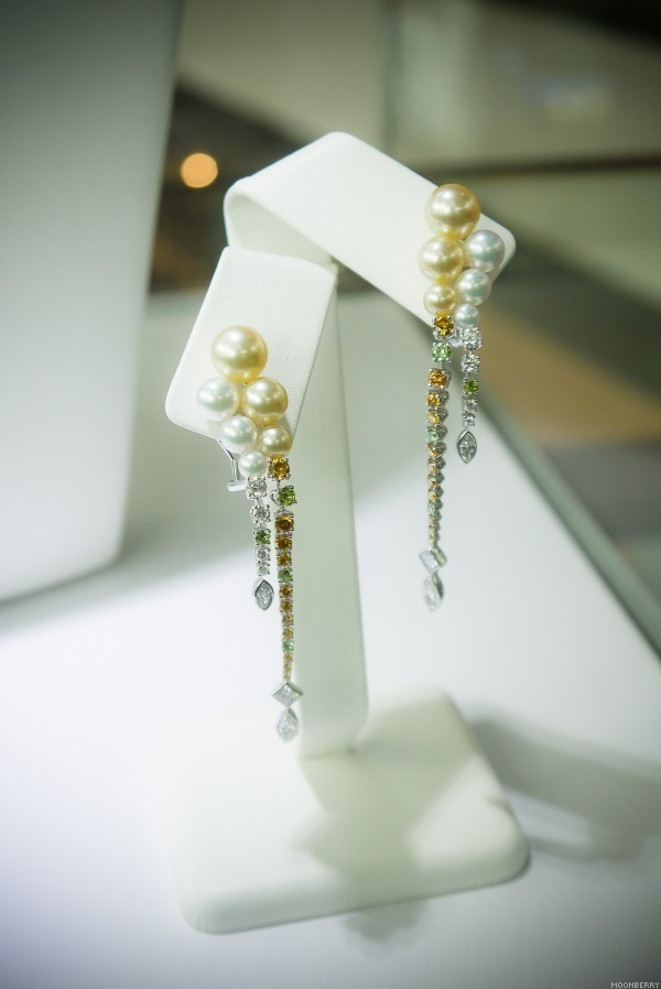 Mikimoto Pearl Jewelry Boutique Opening - Singapore Top Lifestyle Blog Moonberry