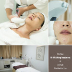 New High Frequency IR-RF Face Lifting Treatment at SkinLab