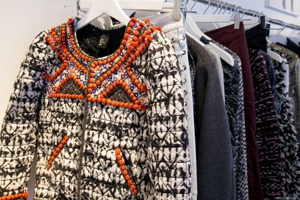 Isabel Marant x H&M The Moonberry Blog