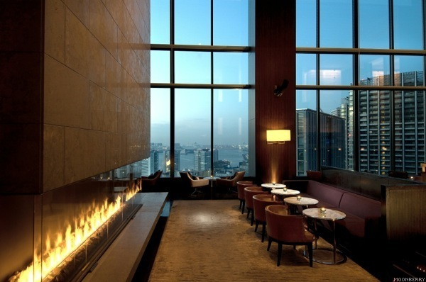 TwentyEight Bar and Lounge in Conrad Tokyo