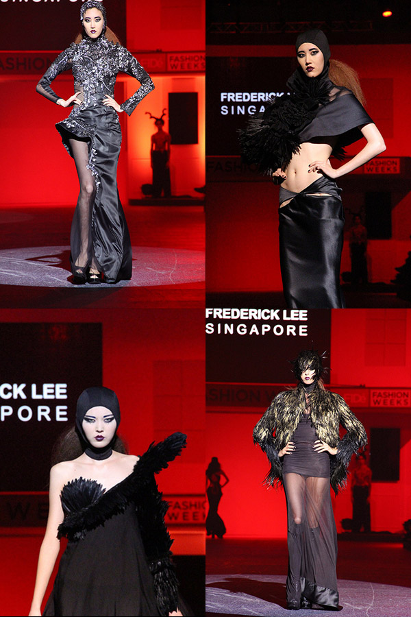 Frederick Lee at FIDé Fashion Week 2013